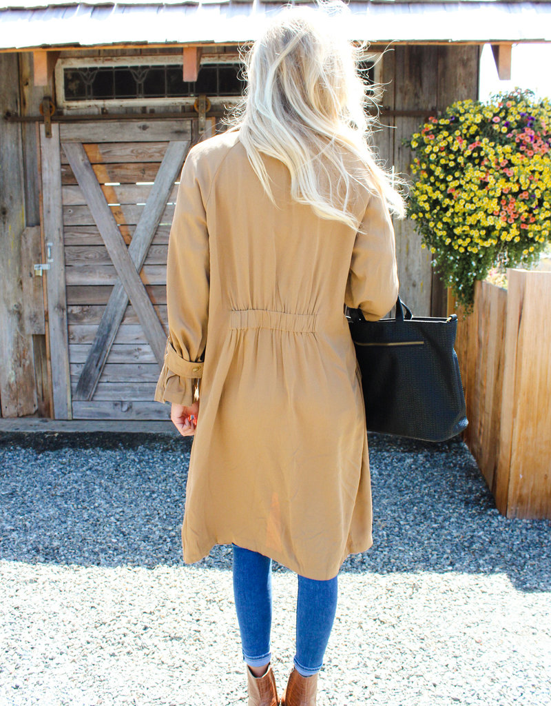 Ally Trench Coat