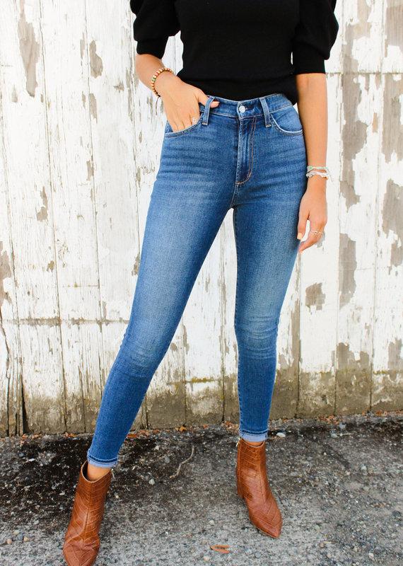 Joes Jeans Joe's: Charlie High-Rise Skinny Ankle