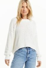 ZSupply Harlow Open Knit Sweater