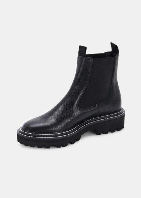 Dolce Vita Dolce Vita: Moana Boots in Black Leather