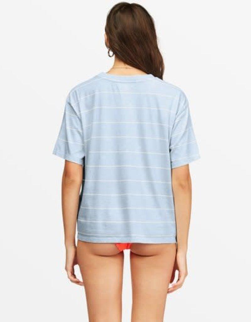Billabong Beach Stripes Short Sleeve T-Shirt