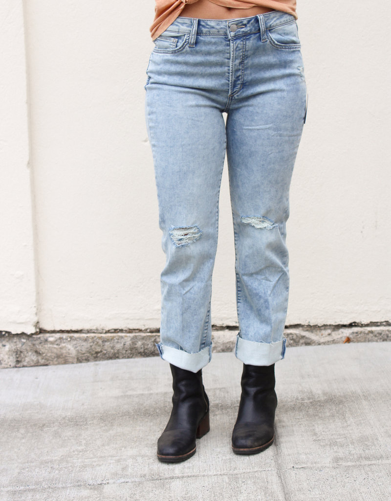 Joes Jeans Scout Slim Tomboy Crop