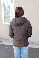 Billabong A/Div Transport Zip-Up Puffer 3 Jacket
