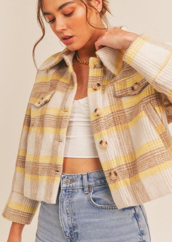 Lush Clothing Clarke Shacket