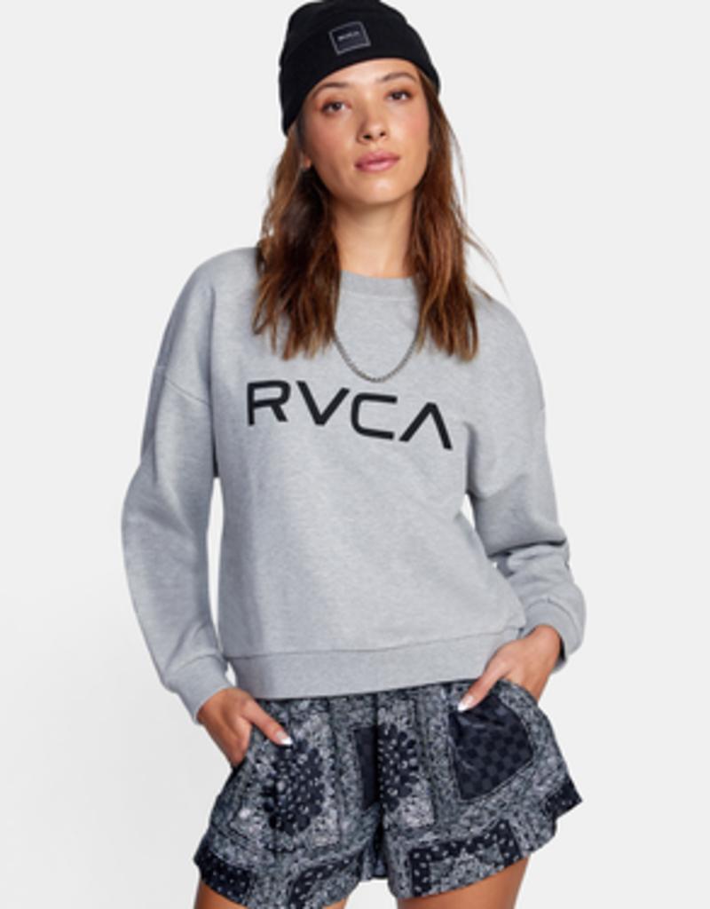 RVCA Big RVCA Crewneck Sweatshirt