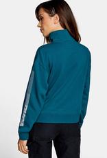 RVCA LA 84 Quarter Zip Sweatshirt
