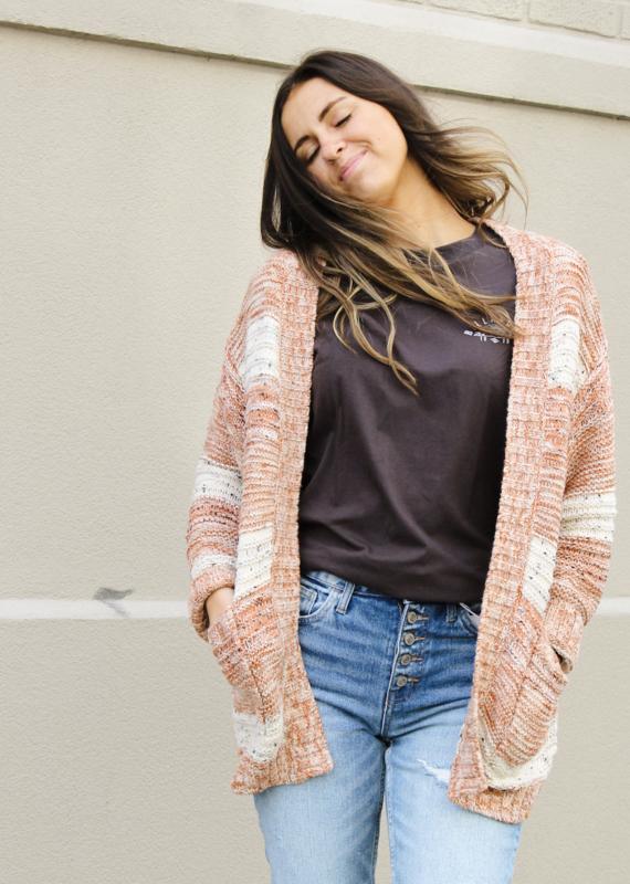 Billabong So Cozy Cardigan Sweater