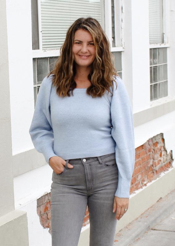 Lush Clothing Skylar Sweater