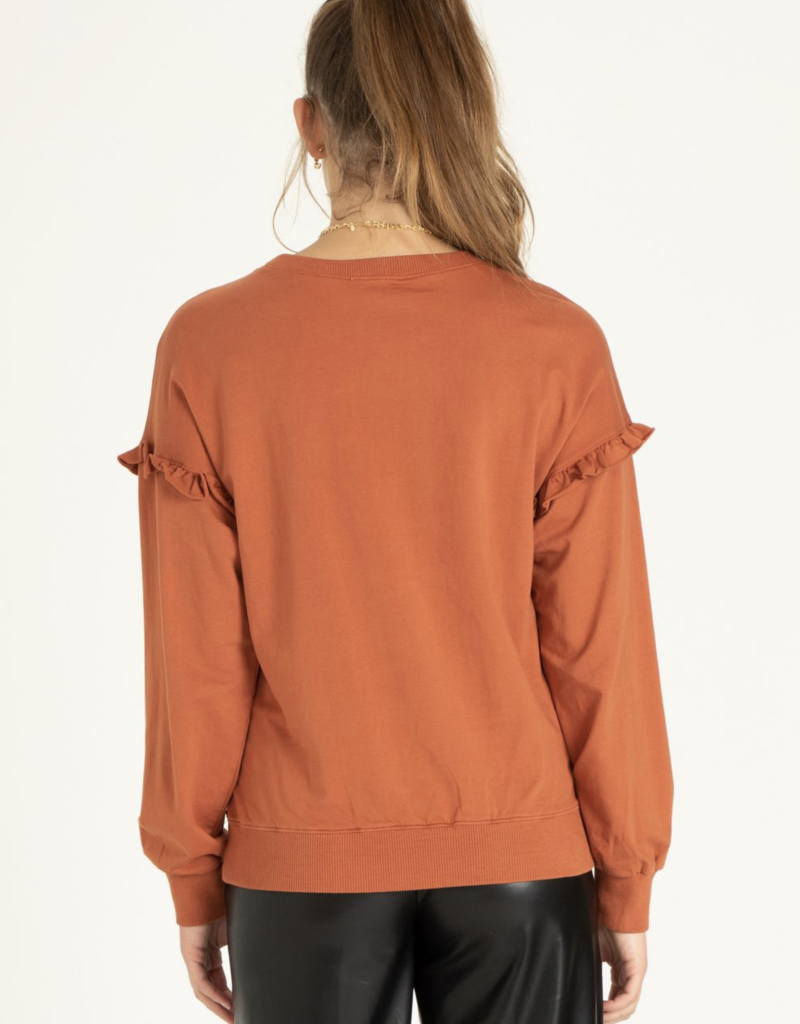 Another Love Inc Poppy Lucille Pullover