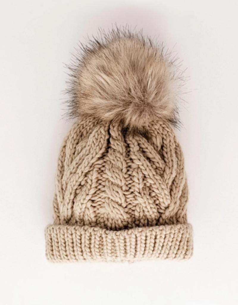 Pom Beanie Hat