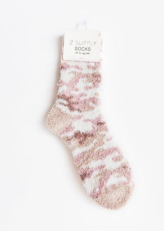 ZSupply Camo Plush Socks