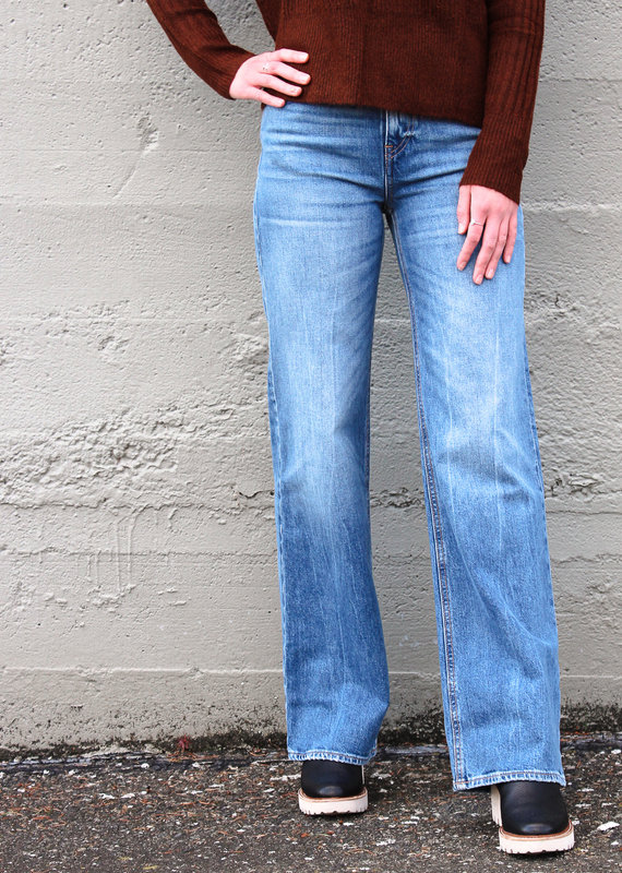 Hudson Rosie High-Rise Wide Leg