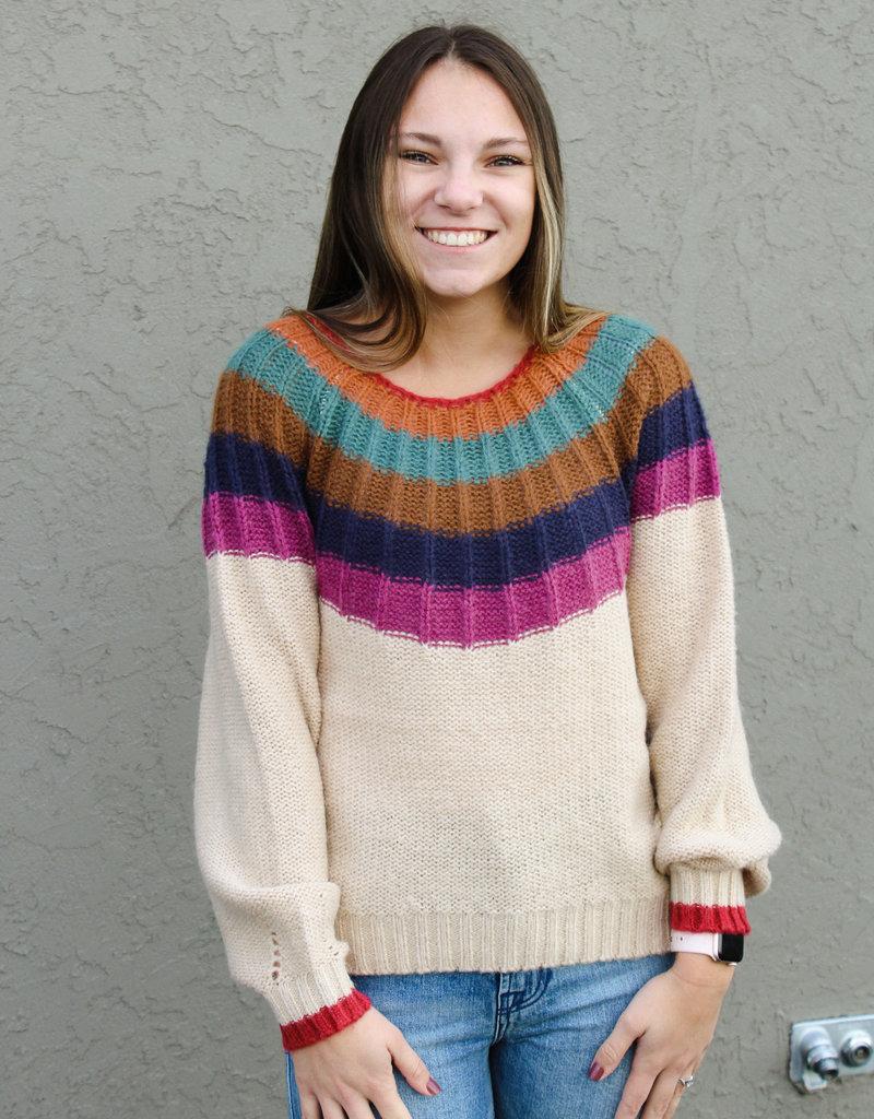 Ember Sweater