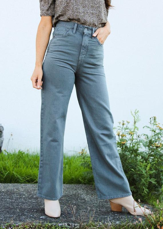 Levi Strauss & Co Levi: Wellthread High Loose Jeans