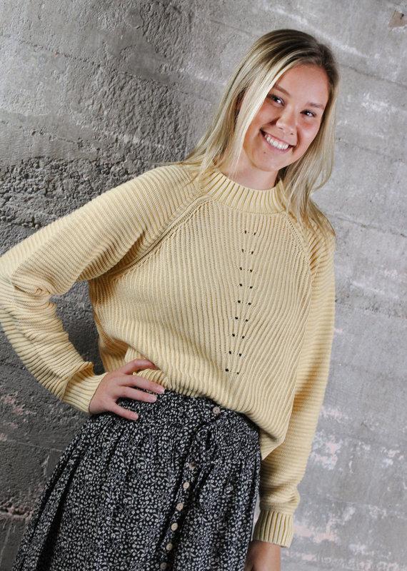RVCA New Wave Knit Sweater