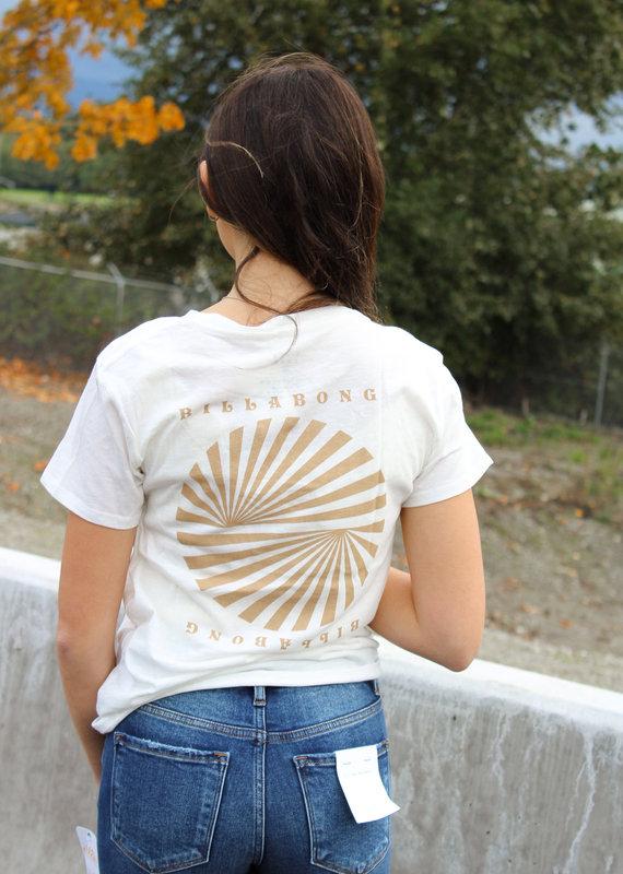 Billabong Sun Rise Boyfriend T-Shirt