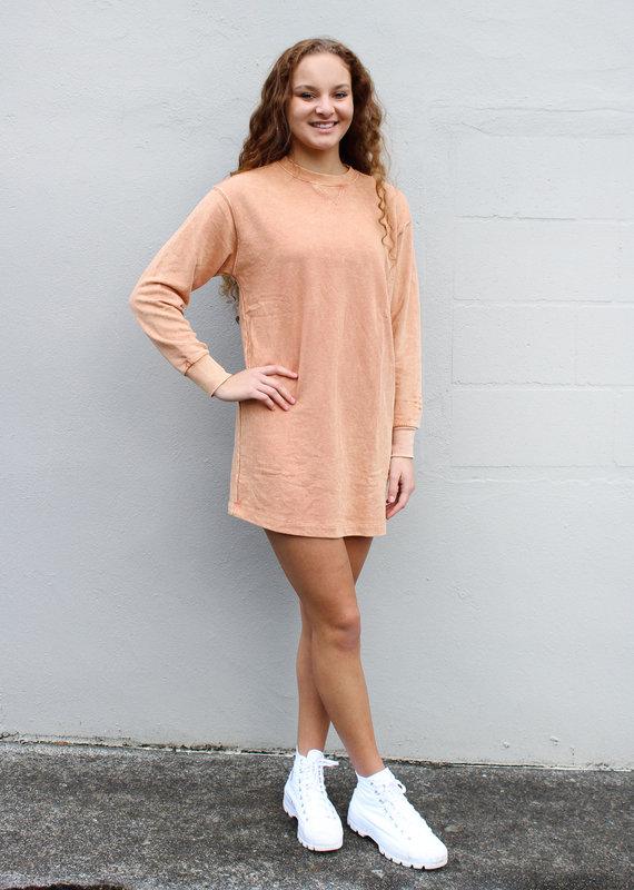Billabong Sandy Dreams Sweatshirt Dress