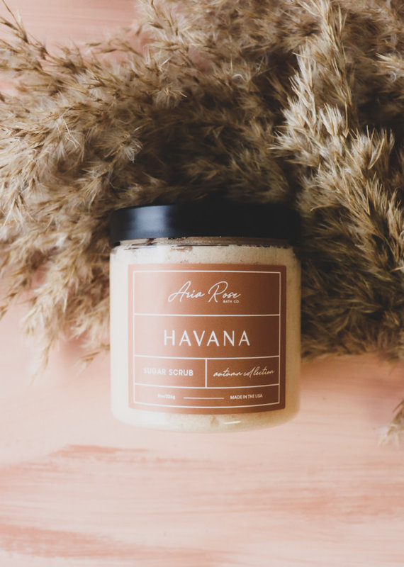 Havana Sugar Scrub