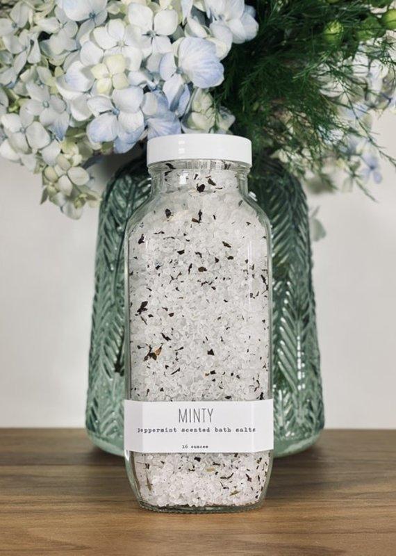 Bath Salts- Minty
