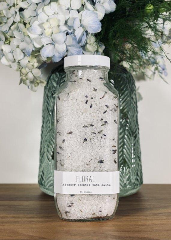 Bath Salt- Floral