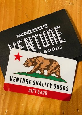 Venture Gift Card