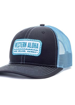 Western Aloha Rope Logo Snapback
