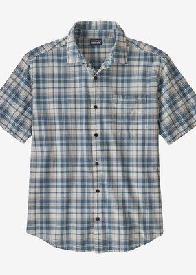 Patagonia M'S Organic Cotton Slub Poplin Shirt