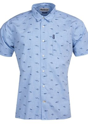 Barbour Summer Print Chambray