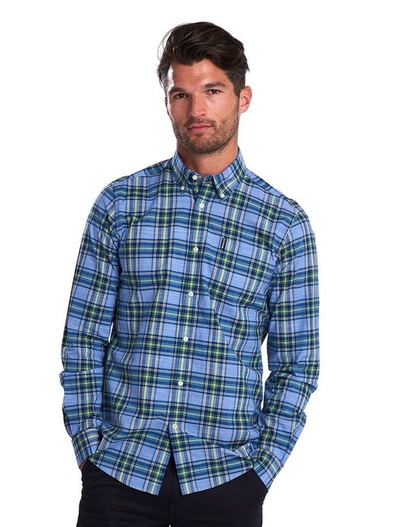 Barbour Highland Check