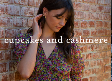 Cupcake & Cashmere
