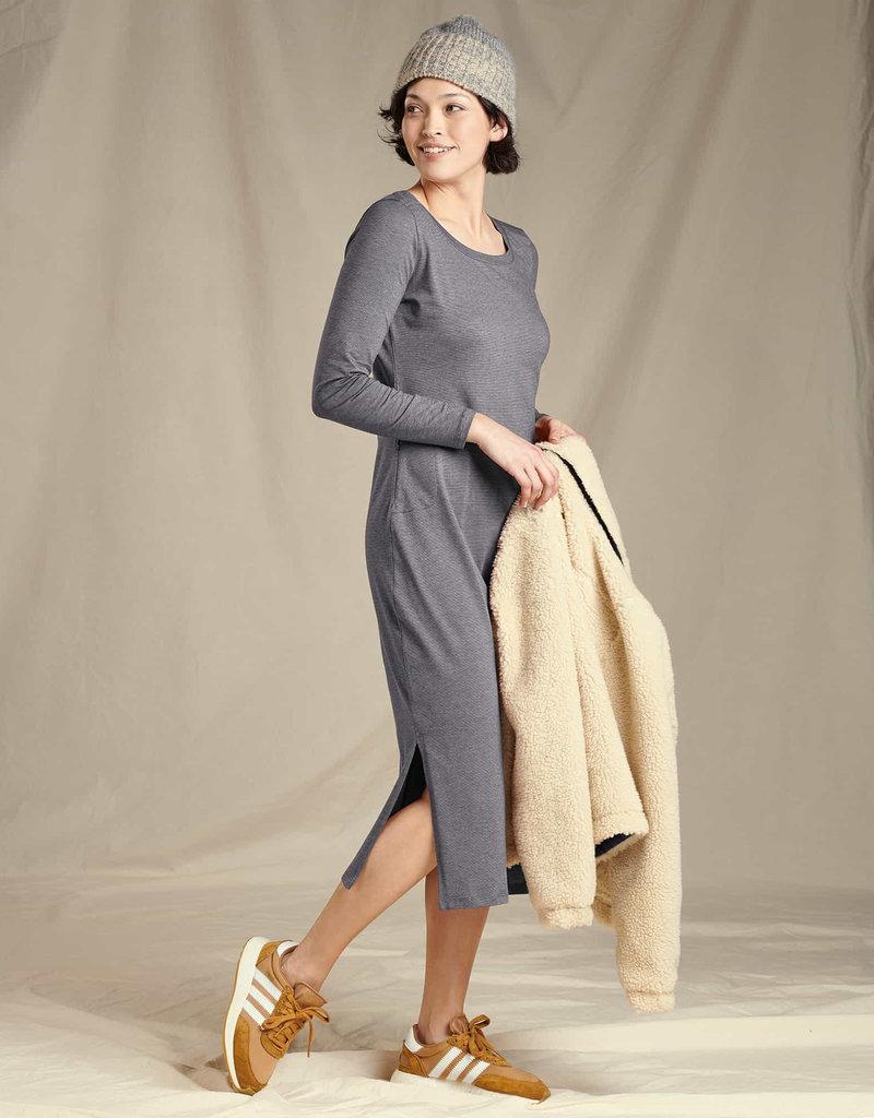 Toad & Co. Montclair Midi Dress