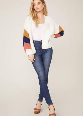 BB Dakota Block&Roll Sweater