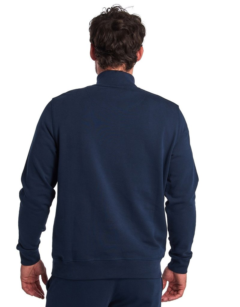 Barbour Aquamarine Quarter Zip