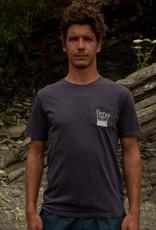 Mollusk Surf Shop Gentleman Shaka Tee