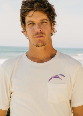 Mollusk Surf Shop Quiet Flite Tee
