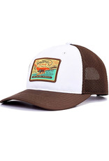 Western Aloha Take It Easy Snapback