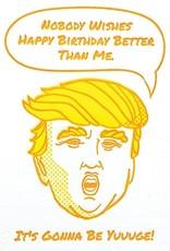Trump Birthday