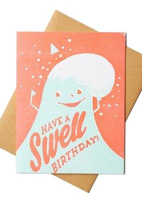 Swell Birthday