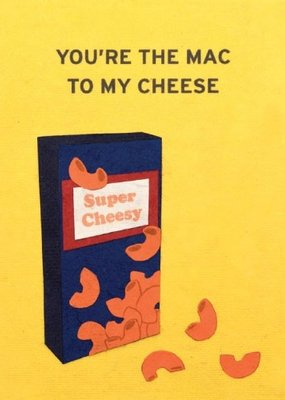 Mac To My Cheese