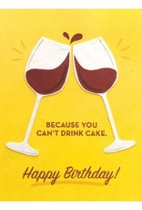 Can't Drink Cake