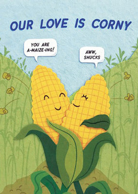 Our Love Is Corny