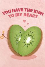Kiwi To My Heart