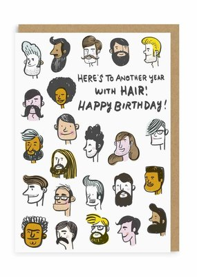 Another Year With Hair