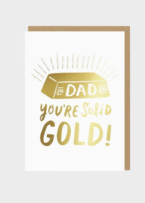 Solid Gold Dad