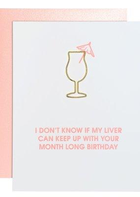 Month Long Birthday