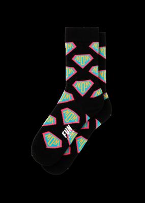 Fun Socks Super Mom Socks