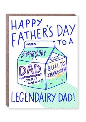 Egg Press Legendairy Dad