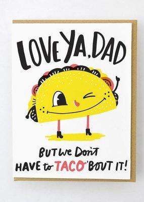 Egg Press Taco Dad