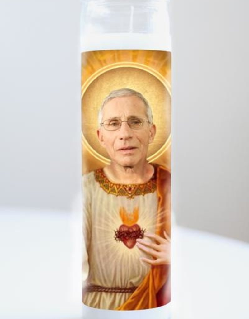 Dr. Fauci Candle