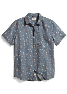 Marine Layer BARLOW BUTTON DOWN